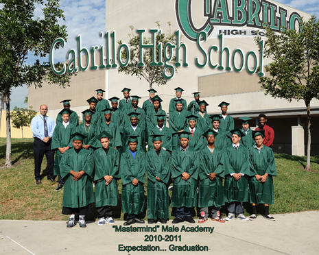 Cabrillo Male Academy