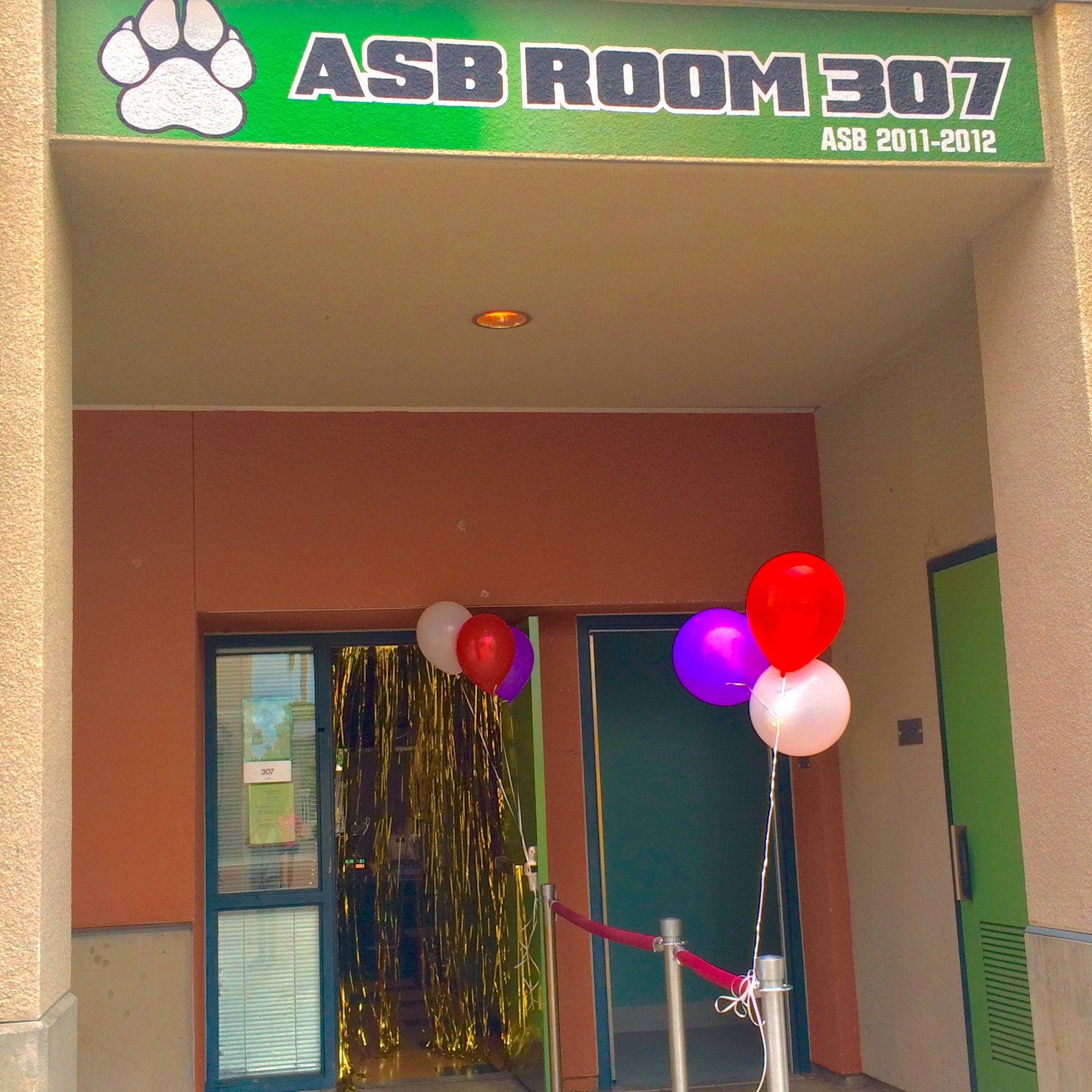 ASB Room 307