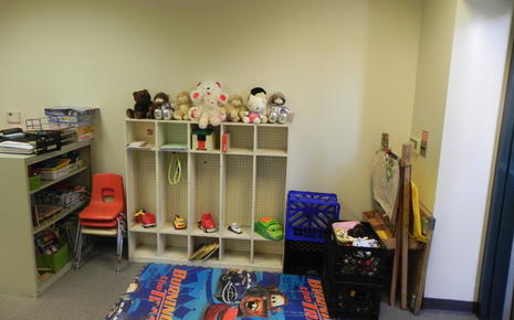 Parent Center Child/Play Area