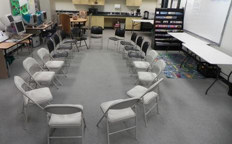 Chairs in the round